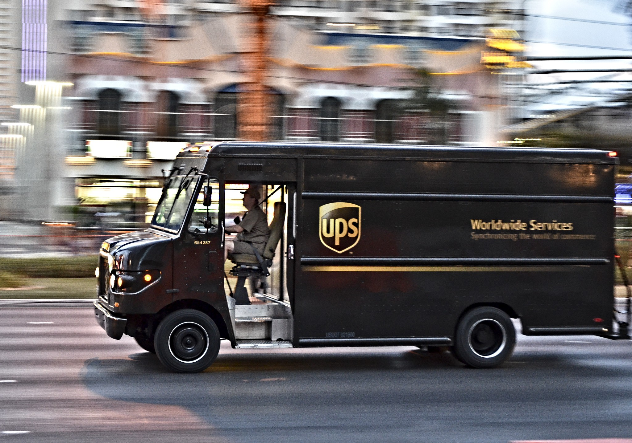 UPS Fires 32-Year Black Employee After Failed Drug Test Despite His Medical-Marijuana Card