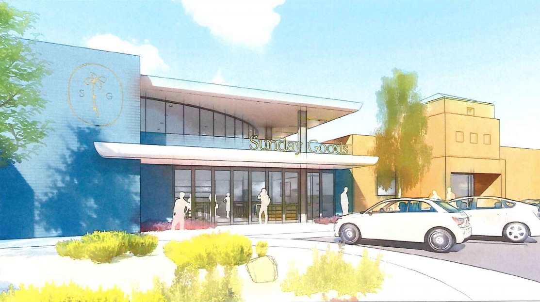 A Medical Marijuana Dispensary Soon Could Be Coming to Downtown Scottsdale