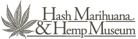 Hash Marihuana & Hemp Museum - Amsterdam