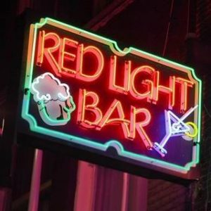 The Red Light Bar Coffee Shop