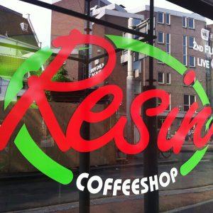 Resin Coffeeshop