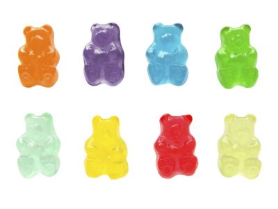 RECIPE: Cannabis Gummy Bears