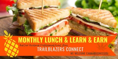 Trailblazers Connect Lunch & Learn - MJ Biz Friendly! (North OC)