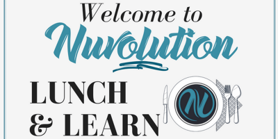 Nuvolution Lunch & Learn