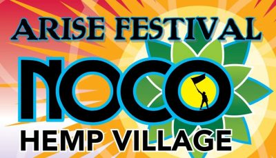 NoCo Hemp Village @ Arise Music Festival