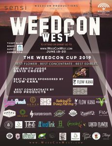 WEEDCon West