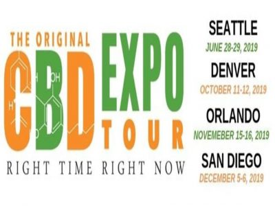 CBD Expo Mountain 2019