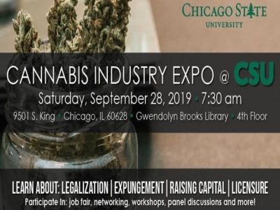 Cannabis Industry Expo @ Chicago State University