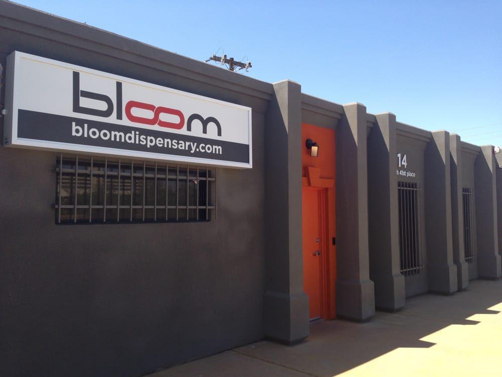 Bloom Dispensary Phoenix Dispensaries Phoenix Arizona Us Herban Planet