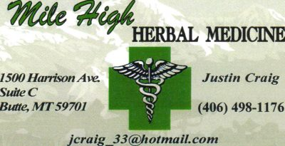 Mile High Herbal Medicine