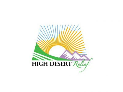 High Desert Relief