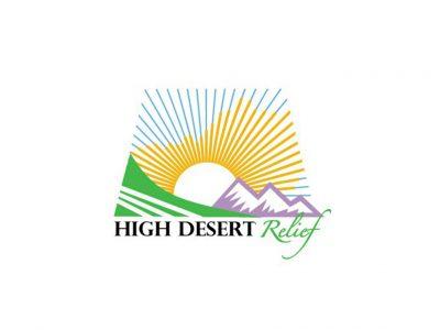 High Desert Relief