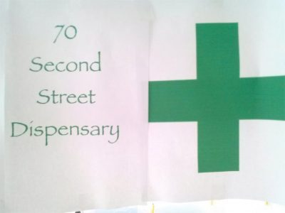 70 Second Street Dispensary