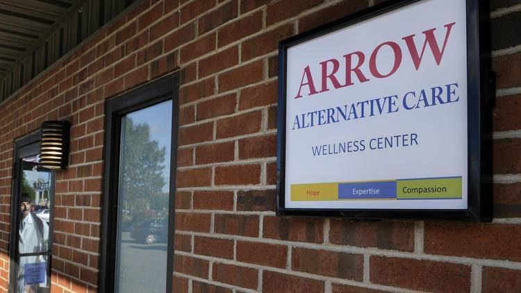 arrow alternative care  dispensaries  hartford