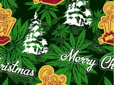 What are the Best Cannabis X-mas Decorations?