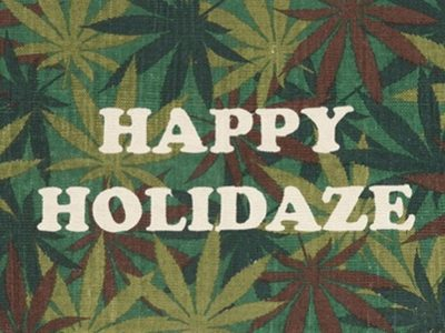 What are the Best Holiday Season Marijuana Strains?