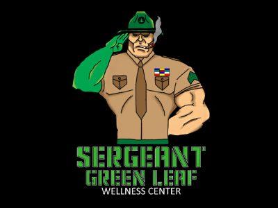 Sargent Green Leaf