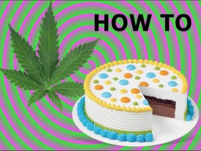 Best Way to Make a Weed Cake