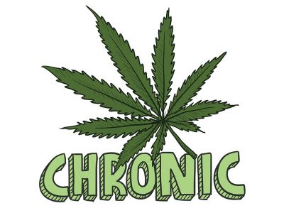 What is Chronic Weed?