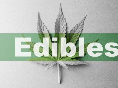 Hot New Cannabis Edibles