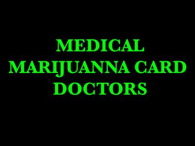 Medical Marijuana Card Doctors Hollywood Easy Clinic - San Francisco
