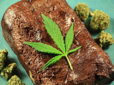 How Much Weed is Needed For Pot Brownies?