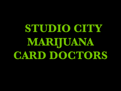 Studio City Marijuana Card Doctors
