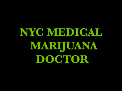 NYC Medical Marijuana Doctor - Manhattan