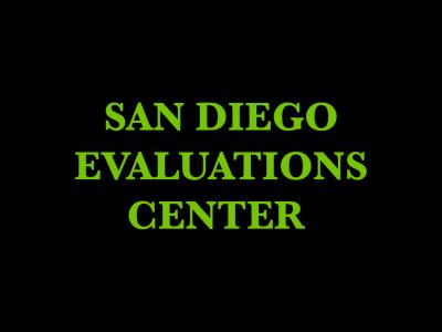San Diego Evaluation Center - Escondido