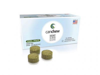 Canchew: A Cannabis Chewing Gum