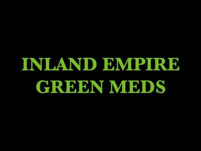 Inland Empire Green Meds
