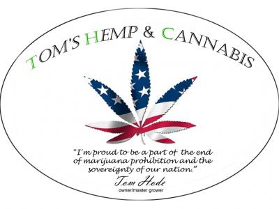Tom's Hemp and Cannabis