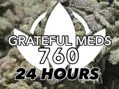 Grateful Meds 760