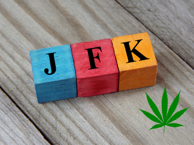 JFK and Marijuana Use
