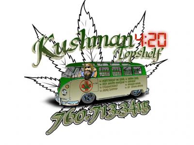 Kushman 420 Topshelf