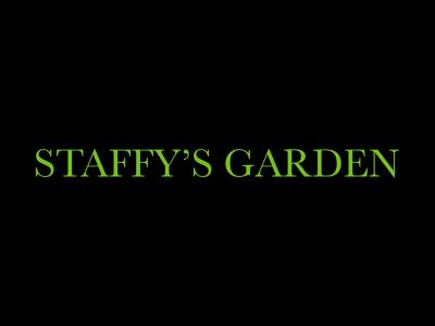 Staffy's Garden