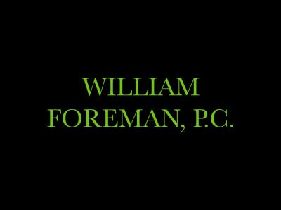 William Foreman, P.C. - Scottsdale