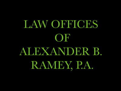 Law Offices of Alexander B. Ramey, P.A. - Hialeah