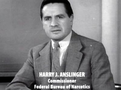 Harry J Anslinger