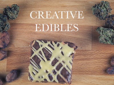 Creative Edibles: Get To Munchin'