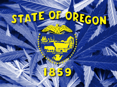 Oregon's Financial Windfall From Marijuana Sales