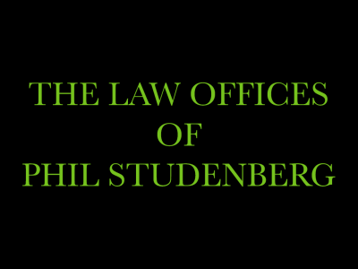 The Law Offices of Phil Studenberg