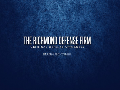 Richmond Defense Firm