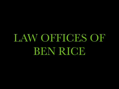 Law Offices of Ben Rice