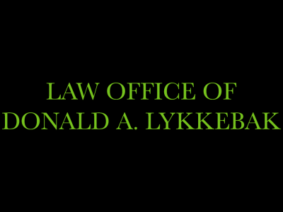 Law Office of Donald A. Lykkebak