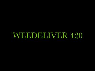 Weedeliver 420