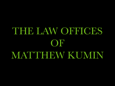 The Law Offices of Matthew Kumin - Humboldt County