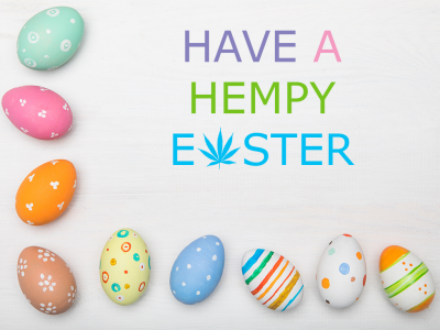 Have A Hempy Easter!