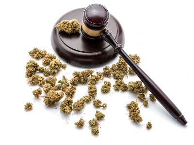 Retired Judge Doug Bench and Marijuana