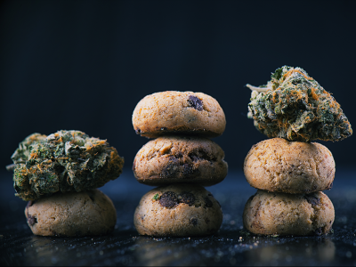What is the best marijuana cookie to make from scratch?
